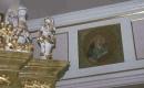 Sárszentlőrinci Evangélikus Templom- karzat