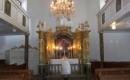 Sárszentlőrinci Evangélikus Templom - díszes szószékoltár