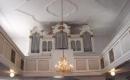 Sárszentlőrinci Evangélikus Templom - orgona