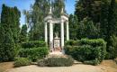 Szatmárcsekei református temető - Kölcsey Ferenc síremléke