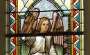 Szentesi Evangélikus Templom  - ólomüveg ablak