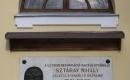 Sztárai Mihály emléktábla